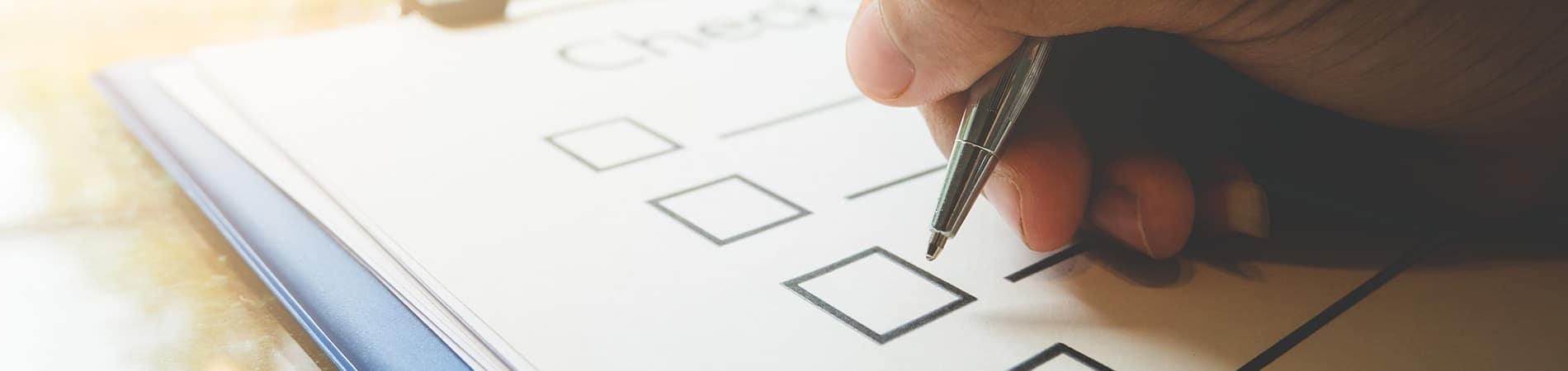 Headerbild Freiwilligenzentrum Wiesbaden – Checkliste
