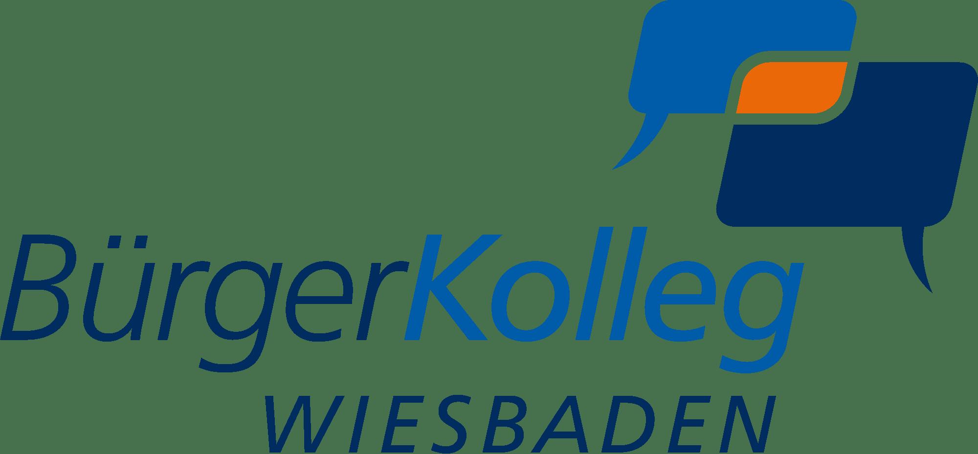 Logo BürgerKolleg Wiesbaden