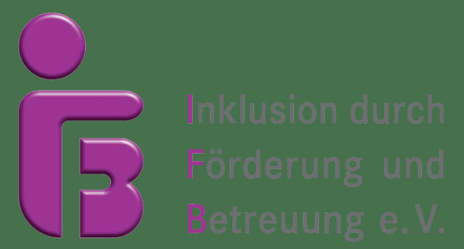 Logo Inklusion durch Förderung und Betreuung e.V.