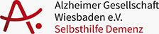 Logo Alzheimer Gesellschaft Wiesbaden e.V.