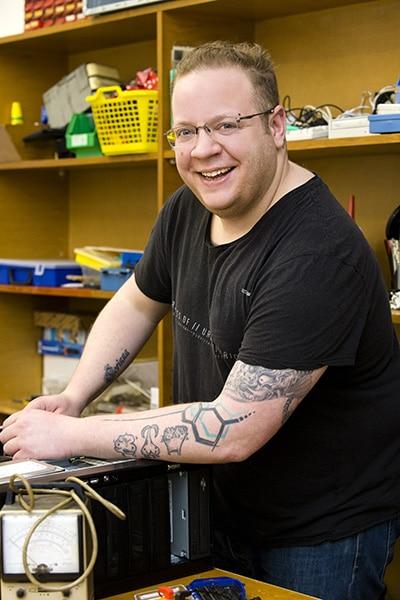 Portrait Lukas Schmitt