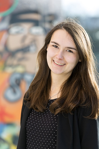 Portrait Nadine Schneider